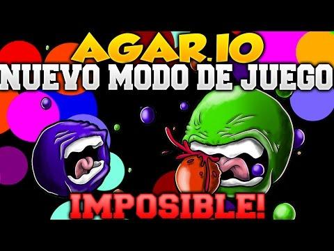 AGAR.IO NUEVO MODO DE JUEGO IMPOSIBLE | ADICTIVO Y SUPER ENFADOS AGARIO