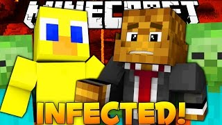 Minecraft INFECTED