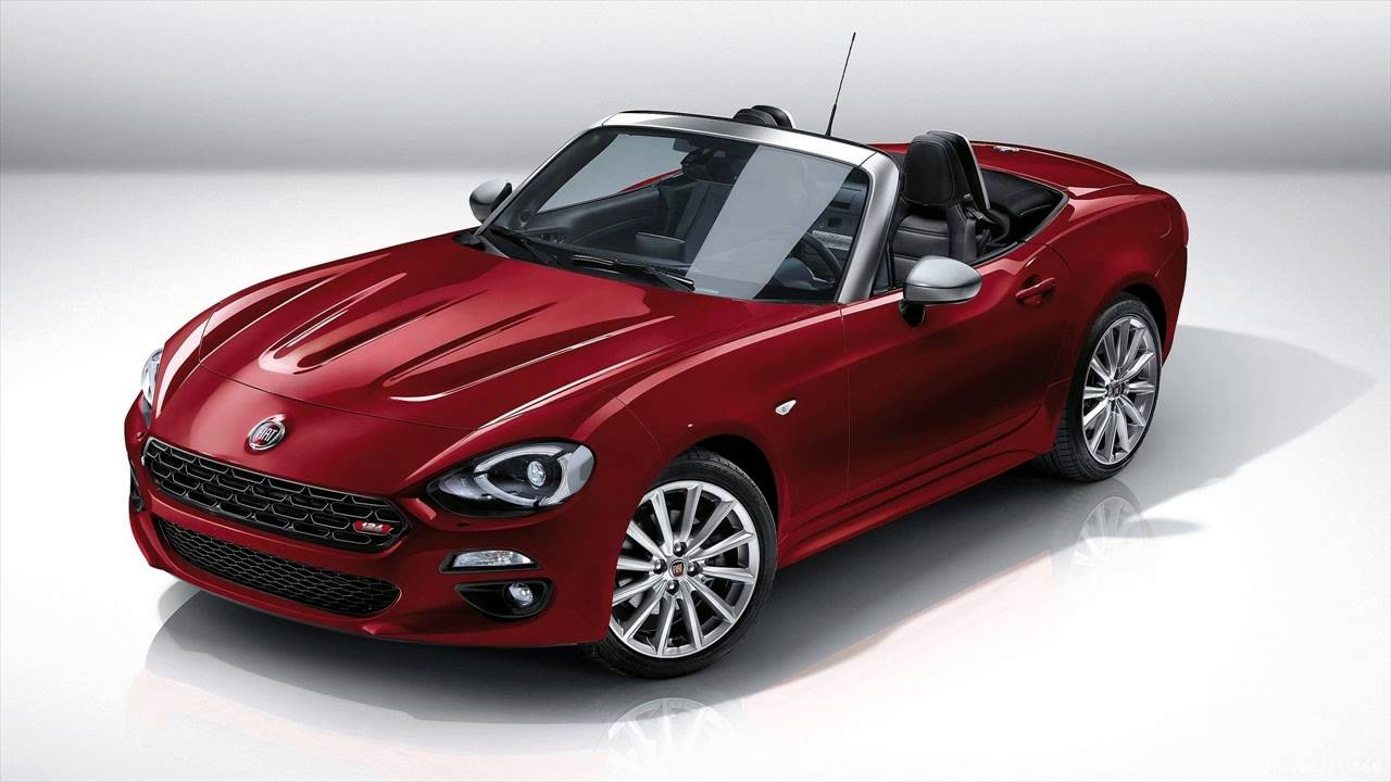 ❂❂ best review ❂❂ 2017 fiat 124 spider - youtube