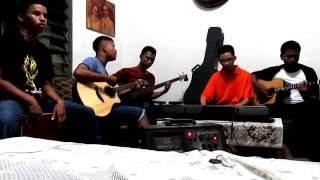 Lagu Wajib Nasional - Bangun Pemudi Pemuda ( Cover - Aransemen Yahud Bro ) ACAFECOUSTIK BAND