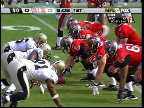NO @ TB | Week 17 | 2006 (2005 season)
