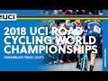 2018 UCI Road World Championships – Innsbruck-Tirol (AUT) / Men Elite Individual Time Trial