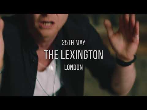 Curse Of Lono - 25th May - The Lexington, London (Single Launch)