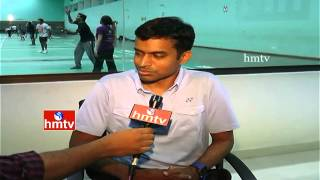 Pullela Gopichand |  Response on Jwala Gutta Controversial Comments | HMTV
