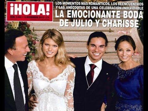 Las fotos de la boda de Julio José y Charisse - YouTube