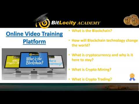 BitLocity International Presentation - Earn Without Recruiting - Get Bitcoin Easy