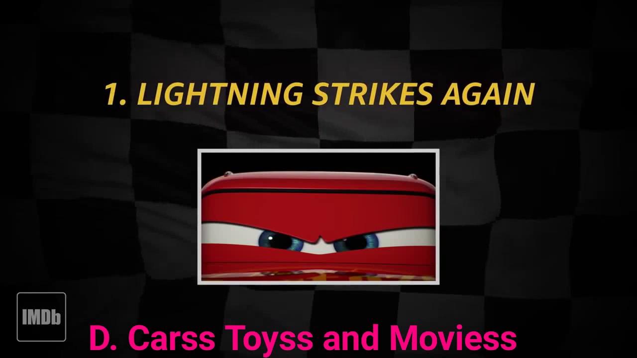 Imdb Cars: Pixar Cars 3 IMDB Official New Trailer ( 2017
