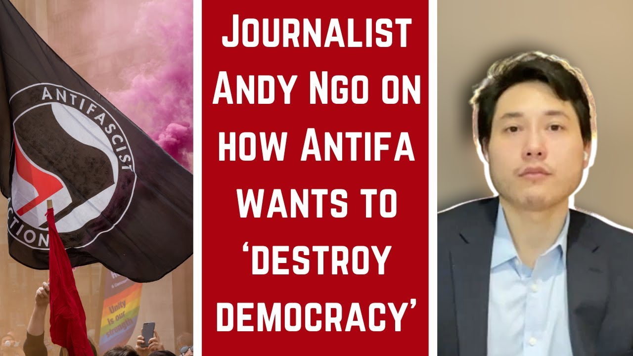 Download Journalist Andy Ngo on how Antifa wants to 'destroy democracy'