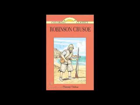 Robinson Crusoe Written Anew for Children - Audiobook Free