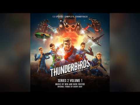 Thunderbirds Are Go Music - The Mechanic's Theme Suite