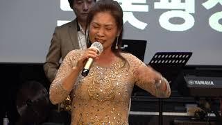 가수 MC 장은숙 천상재회 제1회트롯광장노래자랑 2021년 10월 11일 k-pop