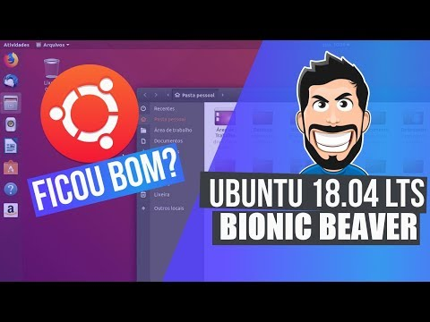 Ubuntu 18.04 LTS Bionic Beaver - Review