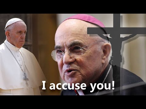 IN GOD'S NAME: Viganò Resists Francis To His Face