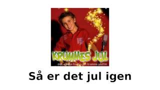 Krumme / Jamie Morton - Så er det jul igen