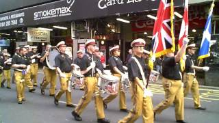 Apprentice Boys of Derry parade Glasgow 28/5/16 (part 2)