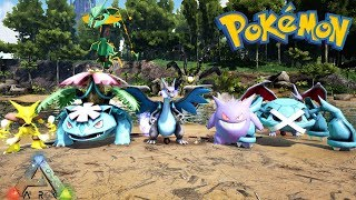 How to Install Pokemon Mods in Ark: Survial Evolved