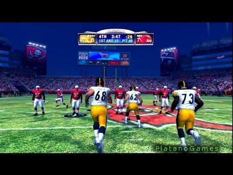 NFL 2008 Super Bowl XLIII - Pittsburgh Steelers vs Arizona Cardinals - 3rd Qrt - Madden
