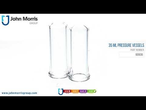 35 mL Pressure Vessels | John Morris Group