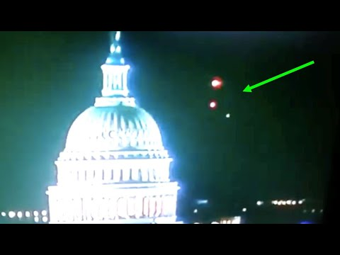 Residents Have Just Reported That Something Is Happening Above Washington D.C.