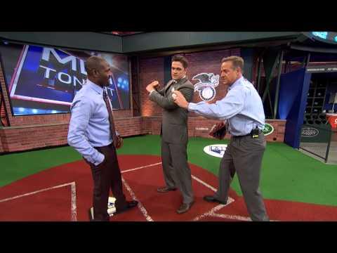 MLB Tonight Explains Why Pitchers Hit Batters