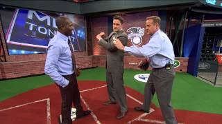 MLB Tonight Explains Why Pitchers Hit Batters