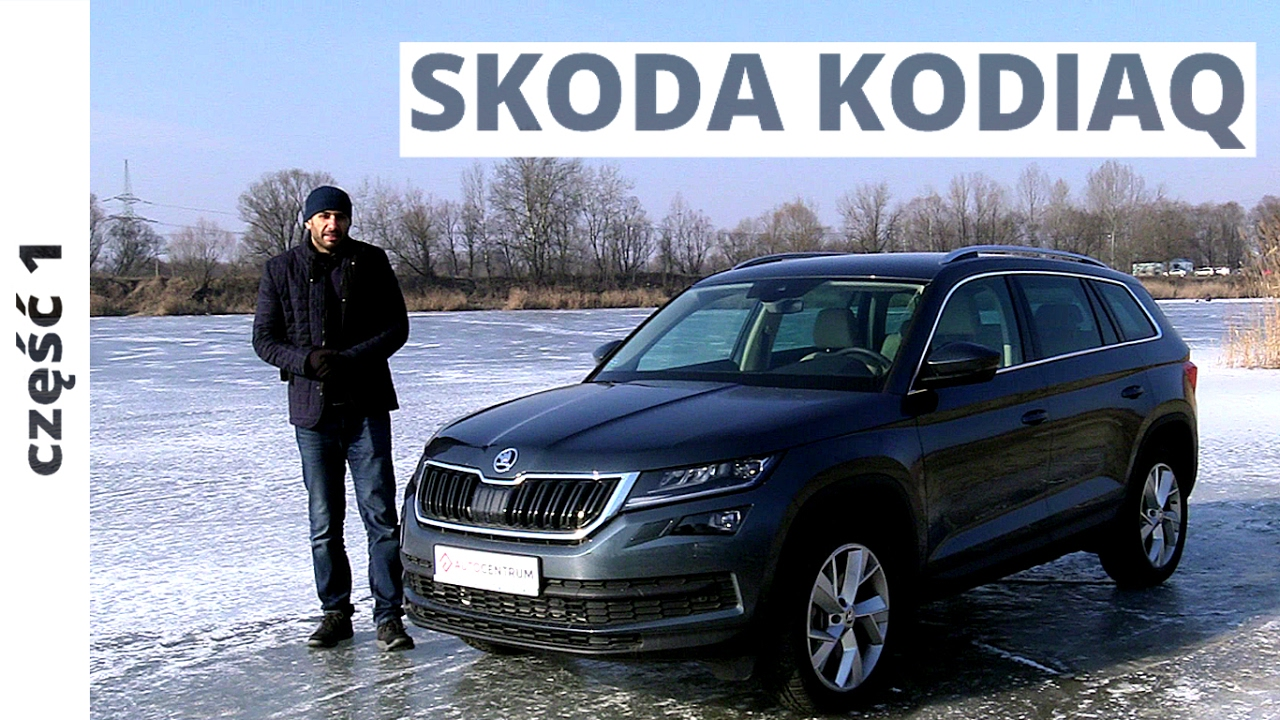 skoda kodiaq 2 0 tdi 190 km 2017 test. Black Bedroom Furniture Sets. Home Design Ideas