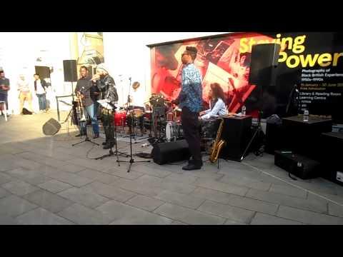 Shabaka Hutchings and Rebel MC/Congo Natty - Narration (tribute to mystic revelation of rastafari