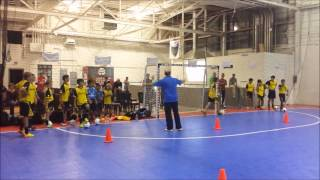4 Point Drill