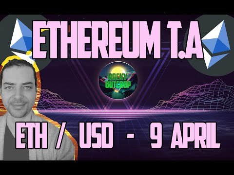 Ethereum (ETH) - All Your Daily T.A Explained -  ETH/USD April 9 Technical Analysis & Predictions