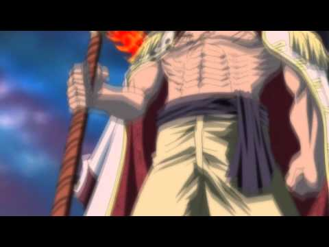 Whitebeard's Stand (FULL AMV)