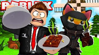 NEVER EAT THIS CHOCOLATE?! - Roblox [English/HD]