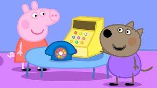 Peppa Pig en Español Episodios completos - Diversión en el aula con Peppa Pig! - Dibujos Animados