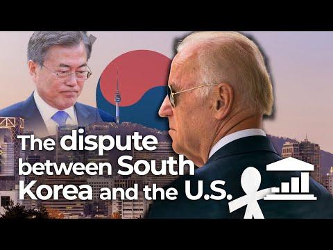 Can BIDEN repair the US relationship with South Korea? - VisualPolitik EN