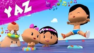 Pepee Çocuk Şarkıları - Yaz - Düşyeri