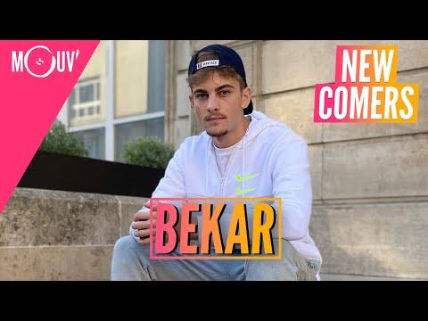 """Youtube: BEKAR: """"Mon rap c'est un mélange de ce que j'ai écouté et de ce que j'écoute aujourd'hui"""""""