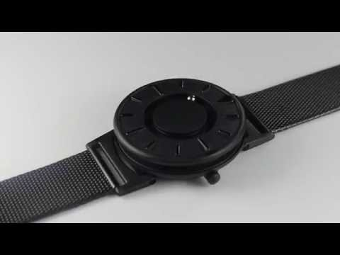 Eone Watch – Bradley – Black Mesh Review