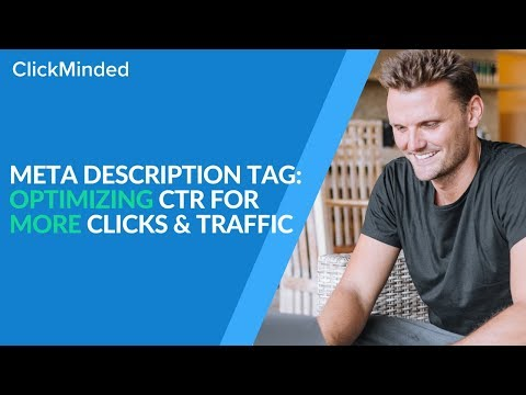 SEO Meta Description: How To Write The Perfectly Optimized Meta Description For More Traffic