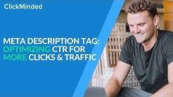SEO Meta Description: How to Write the Perfectly Optimized Meta Description For More Traffic