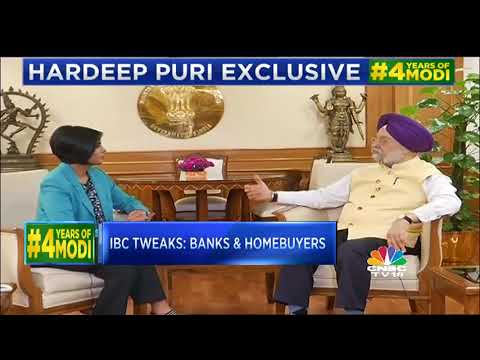 4 Yrs Of Modi: Hardeep Puri Exclusive (Part 1)