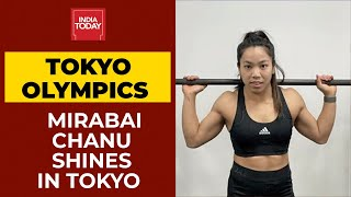 Download Tokyo Olympics: Silver Shine For Mirabai Chanu, 1st Weightlifting Medal For India After 2000