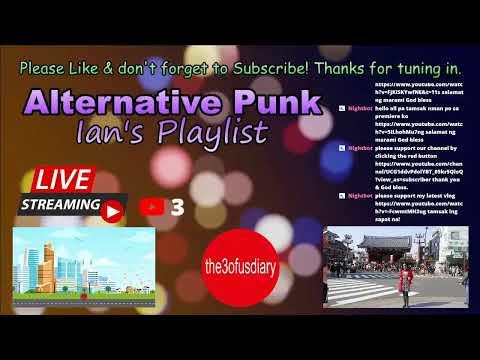 Alternative Punk #04 - Ian's Playlist