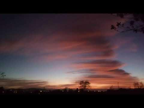 Time lapse: Amanhecer em Arapiraca-AL. 18/01/20