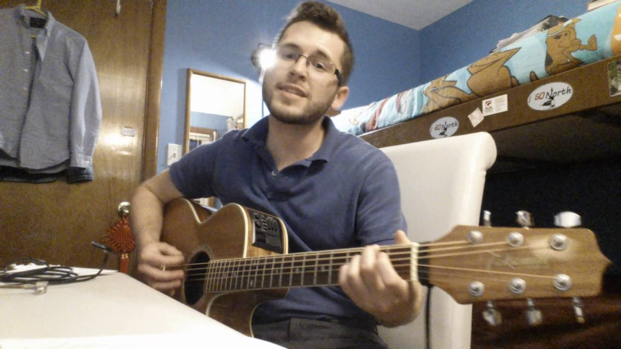 Speechless By Steven Curtis Chapman Acoustic Cover Youtube