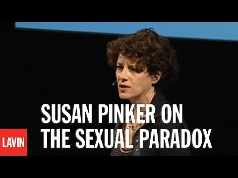 Susan Pinker Keynote Speech: The Sexual Paradox