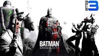 Batman: Arkham City - RPCS3 TEST (InGame / Bad Graphics)