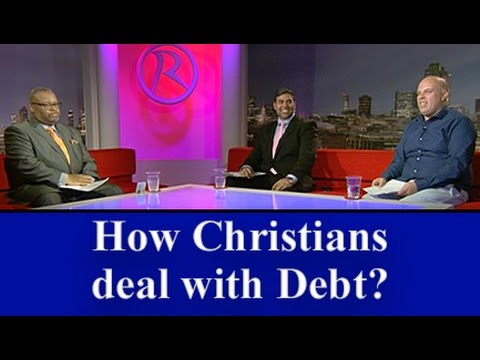 How Christians deal with Debt?