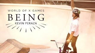 Kevin Peraza: BEING | X Games Minneapolis 2018