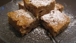 Easy Apple Cake Squares