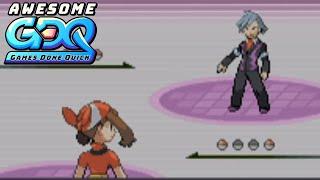 Pokémon Sapphire by Gunnermaniac in 2:14:15  - AGDQ2020