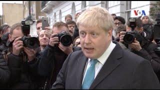 Thị trưởng London muốn Anh rời khỏi EU
